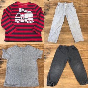 Other - Bundle of 4 Boys Shorts / Pants Size 4T